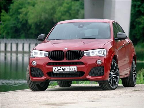BMW X4 - bmw x4 xdrive35i 2014 м-мимикрия