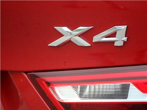 BMW X4 xDrive35i 2014