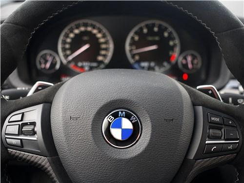 BMW X4 xDrive35i 2014 руль