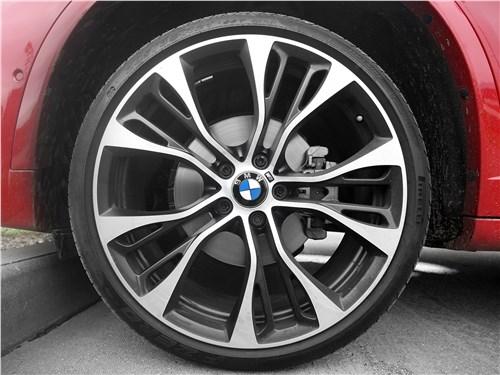 BMW X4 xDrive35i 2014 колесо