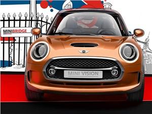 Предпросмотр mini vision концепт 2013 вид спереди