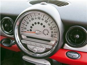 Mini Cooper 2007 спидометр