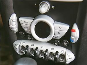 Mini Cooper 2007 элементы управления