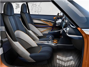 Предпросмотр mini vision концепт 2013 передние кресла