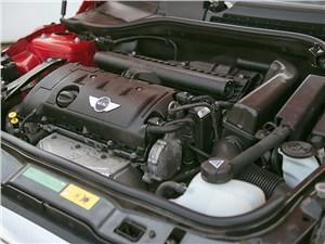 Mini Cooper 2007 двигатель