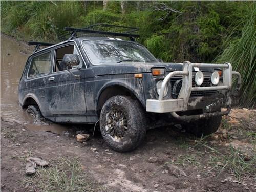 АвтоВАЗ модернизировал подвеску для «Нивы»