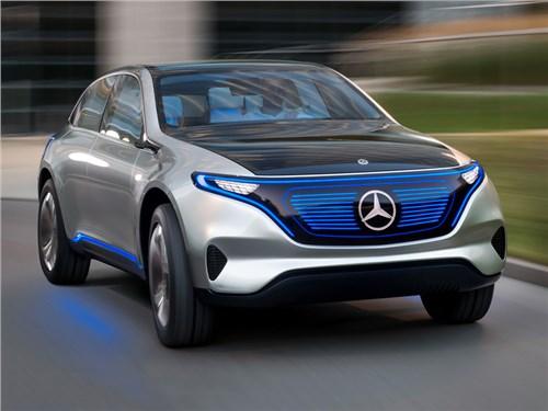 Новость про Mercedes-Benz - Daimler AG инвестирует 10 млрд евро в создание электромобилей
