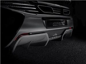 Предпросмотр mclaren special operations 650s coupe 2014 вид сзади фото 2