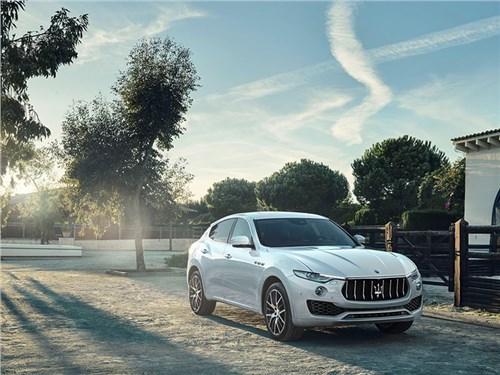 Maserati может сделать второй кроссовер