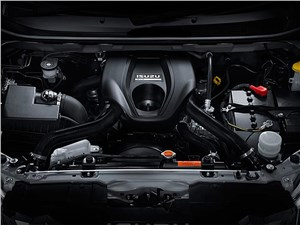 Предпросмотр isuzu mu-x 2013 двигатель