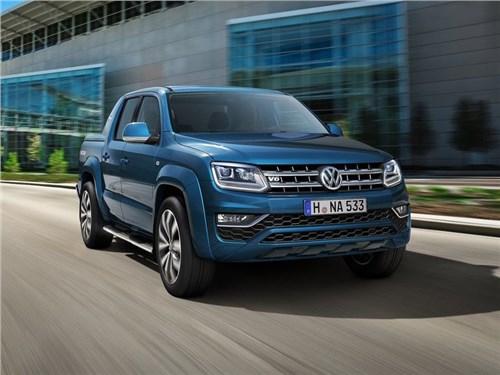Новость про Volkswagen - Коммерческие автомобили VW продолжают пользоваться популярностью в России