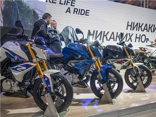 На выставке состоялась официальная премьера нового малокубаторного мотоцикла BMW G 310 R. Эту бюджетную модель ждут в нашей стране уже давно!
