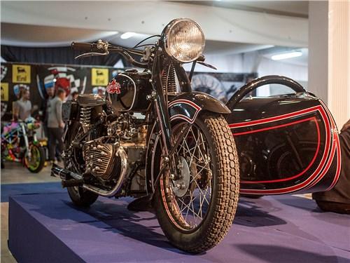 Puch P800 1936 года – шедевр австрийского мотоциклостроения. Он по праву считается одним из самых редких классических мотоциклов в мире!