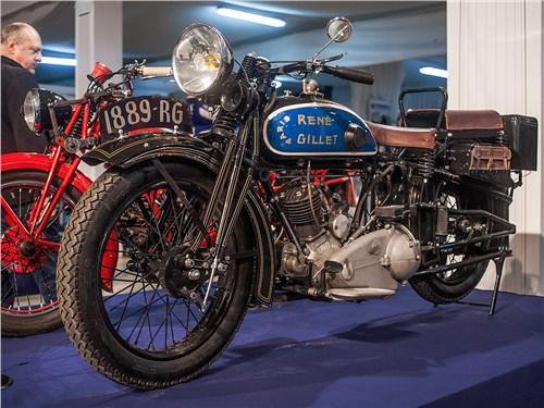 Французский Rene Gillet Type H 350 1932 года выпуска
