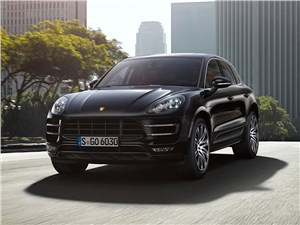 В едином ритме Macan - Porsche Macan 2014 вид спереди