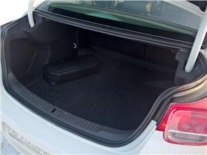 Предпросмотр chevrolet malibu 2013 багажное отделение