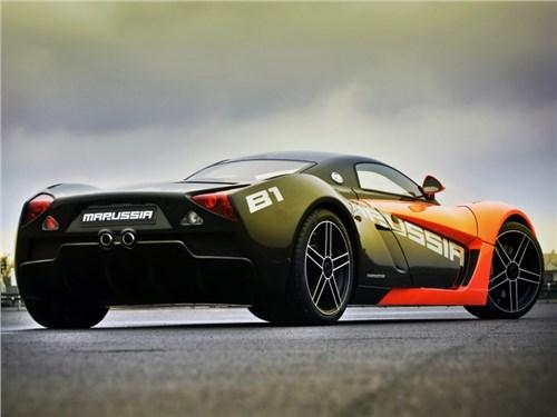 Российский спорткар Marussia возродят