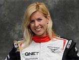 Гонщица на Marussia лишилась глаза