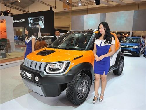 Новость про Suzuki Ignis - Suzuki Ignis Urban-S
