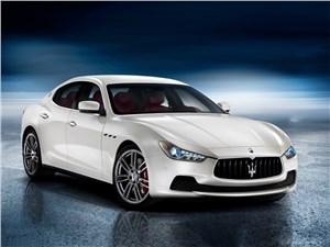Maserati Ghibli (седан)