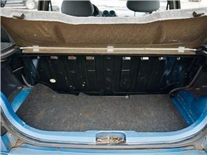 Daewoo Matiz 2000 багажное отделение