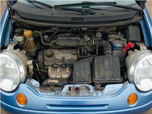Daewoo Matiz 2000 двигатель