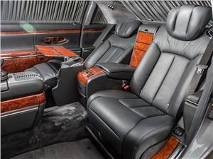 Предпросмотр maybach 62 2011 кресла для пассажиров