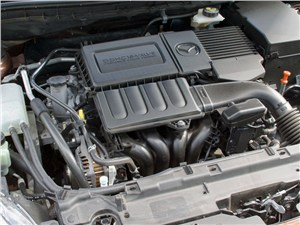 Предпросмотр mazda 3 2011 двигатель