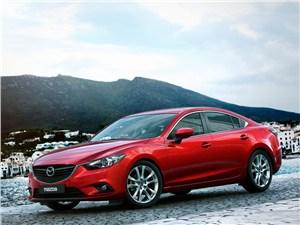 Новость про Mazda 6 - Mazda 6 2013