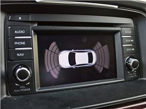 Mazda 6 2013 парктроник