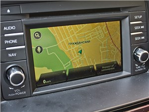 Mazda 6 2013 навигатор