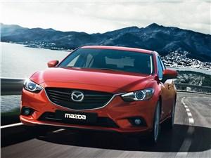 Фотогалерея Mazda