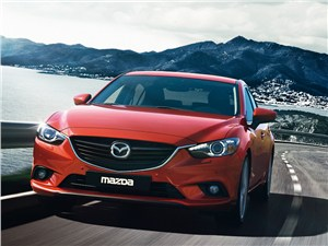 Фото машин Mazda