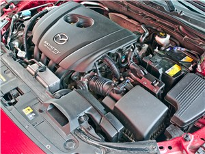 Mazda 6 2013 двигатель