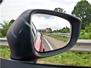 Mazda 6 2013 боковое зеркало