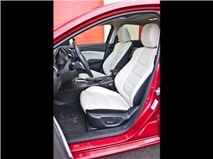 Mazda 6 2013 передние кресла