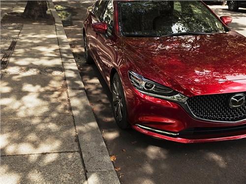 Обновленная Mazda6 получит турбомотор