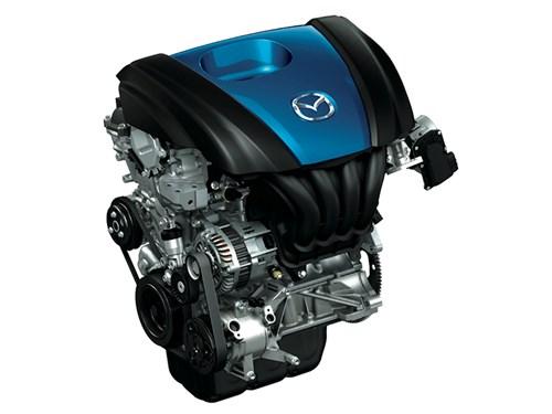 Mazda сделает ДВС такими же экологичными как электромоторы