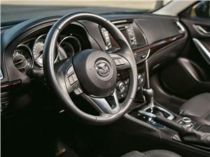 Mazda 6 2013 салон