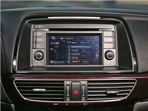 Mazda 6 2013 монитор компьютера