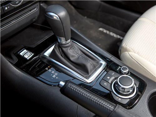 Mazda 3 2017 6АКПП