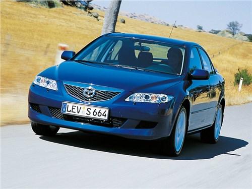 Mazda отзовет девять «шестерок» в России