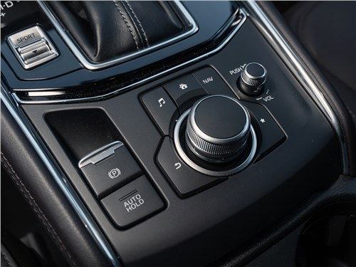 Mazda CX-5 2017 контроллер интерфейса