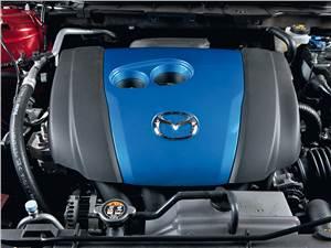 Mazda CX-5 2012 двигатель
