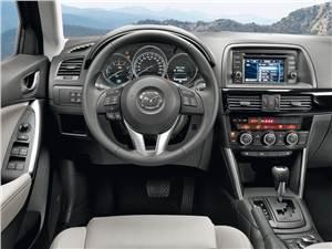 Mazda CX-5 2012 водительское место