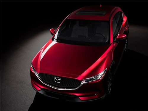 Mazda планирует организовать серийное производство нового CX-5 в России