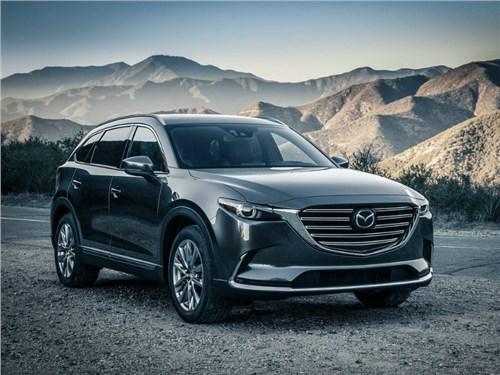 Mazda сертифицировала CX-9 для российского рынка