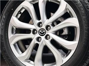 Предпросмотр mazda cx-9 2013 колесо