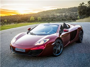 Фото машин McLaren