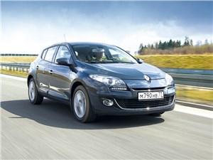 Renault Megane - renault megane 2013 вид спереди